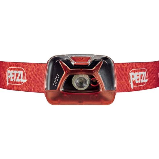 Petzl Tikka 200 lm - Detail Foto