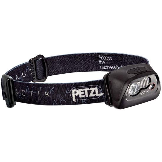Petzl Actik 300 lm - Negro