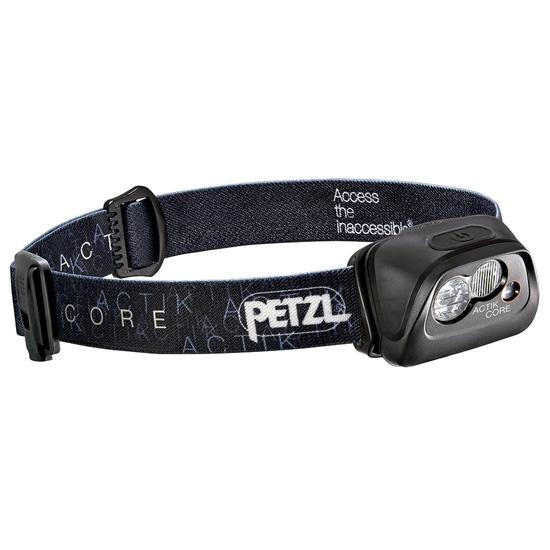 Petzl Actik Core 350 lm - Negro