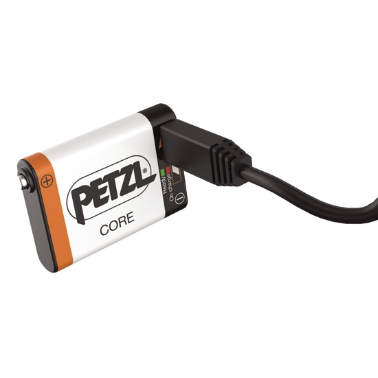 Petzl Accu Core - Photo of detail