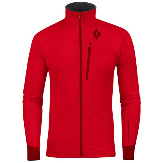 Black Diamond Coefficient Jacket - Torch
