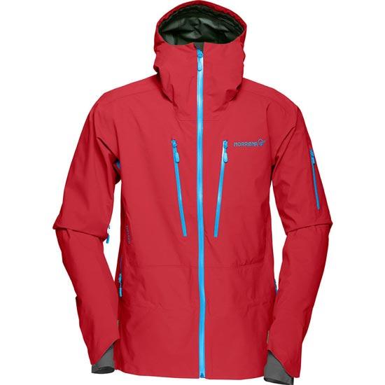Norrona Lofoten Gore-Tex Pro Jacket - Jester Red
