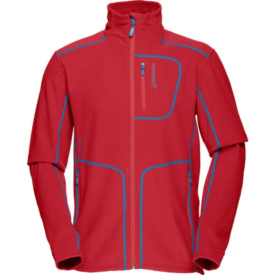 Norrona Lofoten Warm1 Jacket - Jester Red