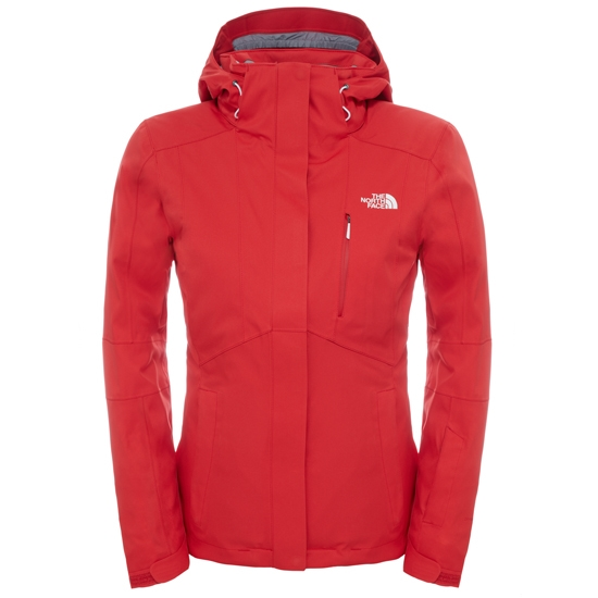 The North Face Ravina Jacket W - High Risk Red