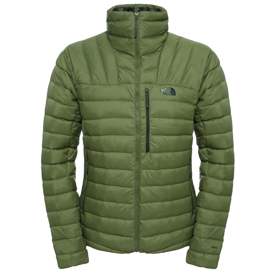 The North Face Morph Jacket - Terrarium Green