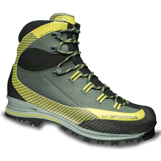 La Sportiva Trango Trk Leather GTX - Carbon/Green