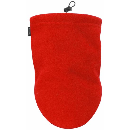 Bula Crisp Polar Fleece Gaiter - Red