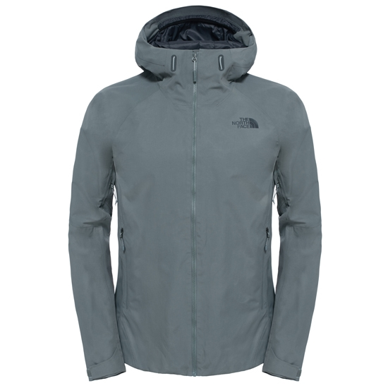 The North Face FuseForm Apoc Shell - Fusebox Grey