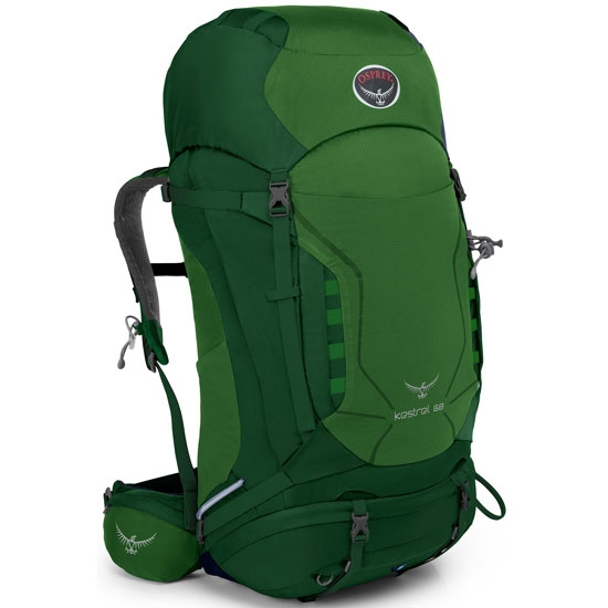 Osprey Kestrel 68 - Jungle Green