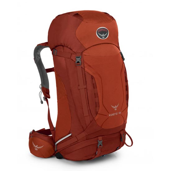 Osprey Kestrel 48 M/L - Dragon Red
