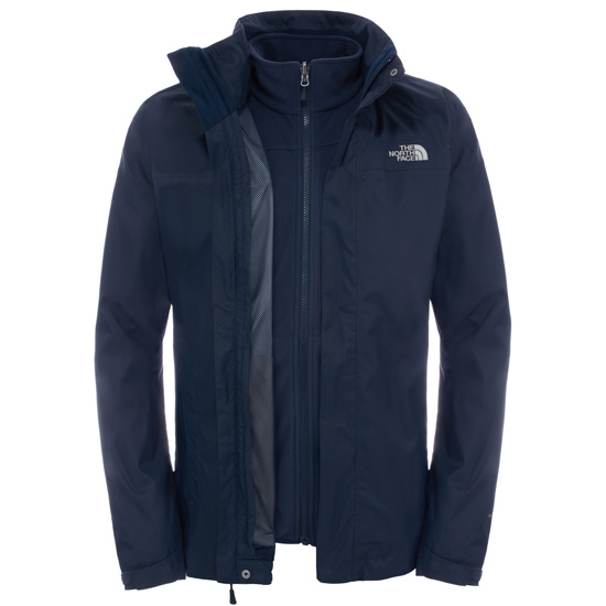 The North Face Evolve II Triclimate Jacket - Urban Navy