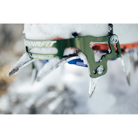 Dynafit TLT 7 Crampon Adapter - Photo of detail