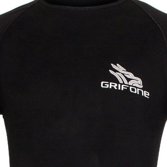 Grifone Bailey T-Shirt LS - Photo of detail