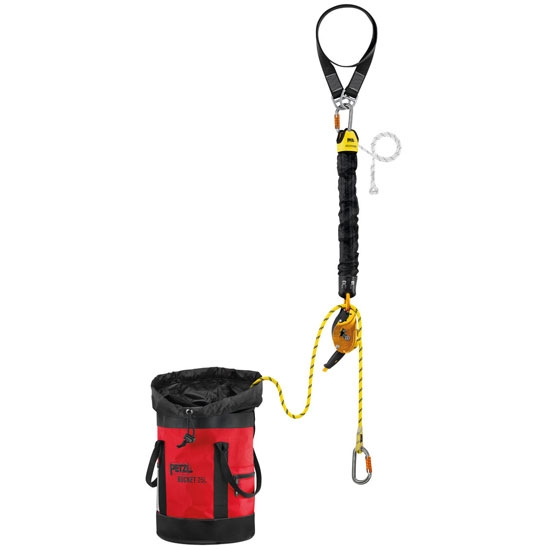 Petzl Jag Rescue Kit 60 m -