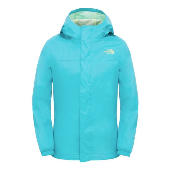 The North Face Zipline Rain Jacket G - Blue Bird
