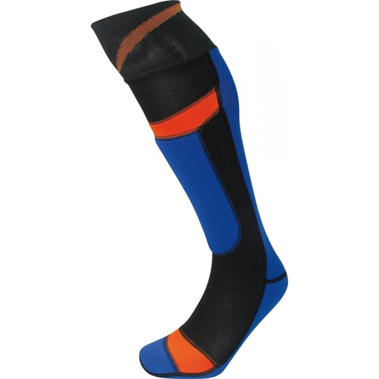 Lorpen T3+ Polartec® Power Dry - Black/Blue