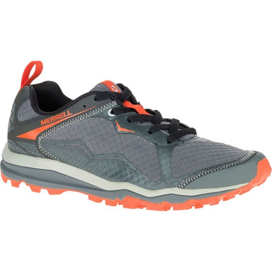 Merrell All Out Crush Light - Grey/Orange