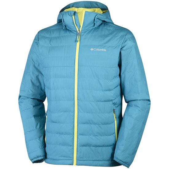 Columbia Powder Lite Hooded - Deep Marine