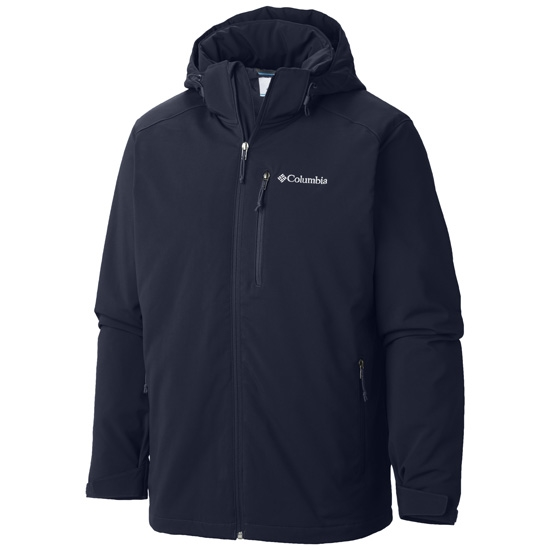 Columbia Gate Racer Softshell - Collegiate Navy