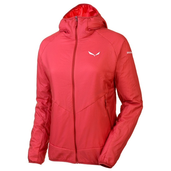 Salewa Sesvenna 2 Polartec® Jacket W - Mineral Red