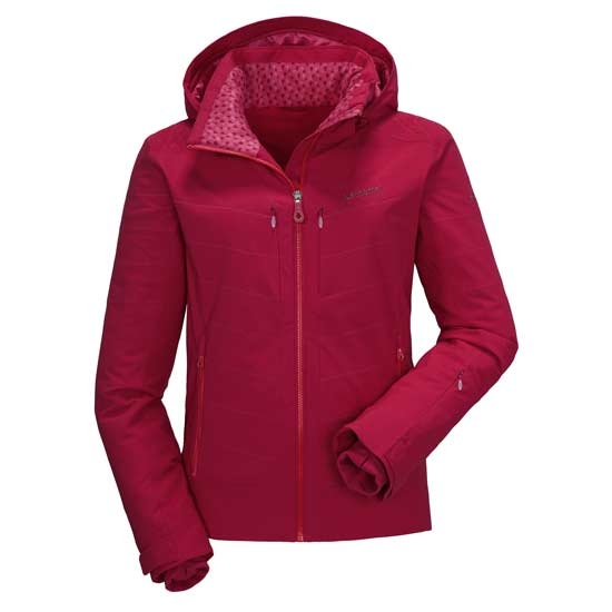 Schöffel Seefeld Ski Jacket W - Granadine