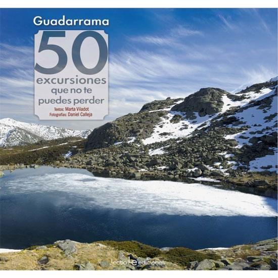 Ed. Lectio Guadarrama 50 Excursiones -