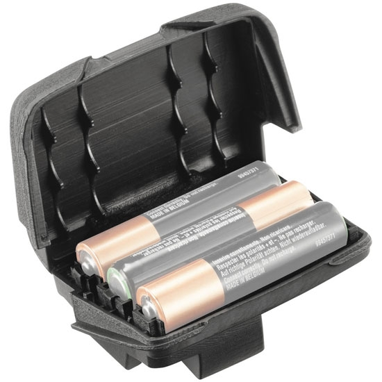 Petzl Caja portapilas Reactik y Reactik+ -