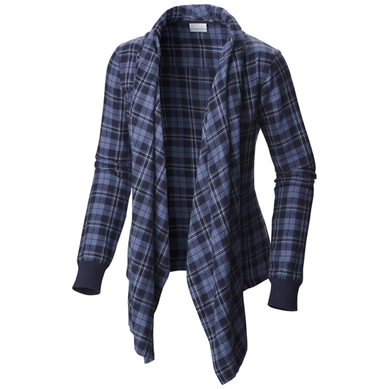 Ebony Blue Plaid