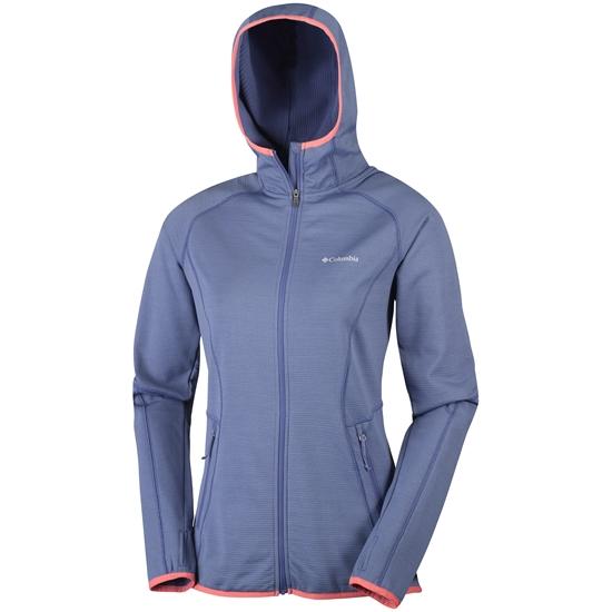Columbia Walnut Hills Hooded Fleece Jacket W - Detail Foto