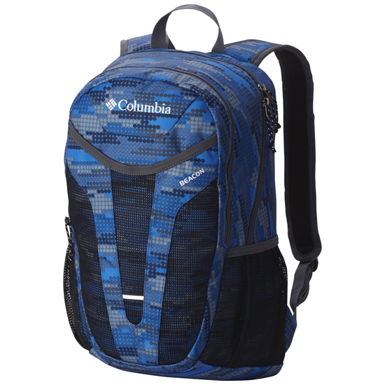 Columbia Beacon Daypack - Super Blue Digi Dot Print
