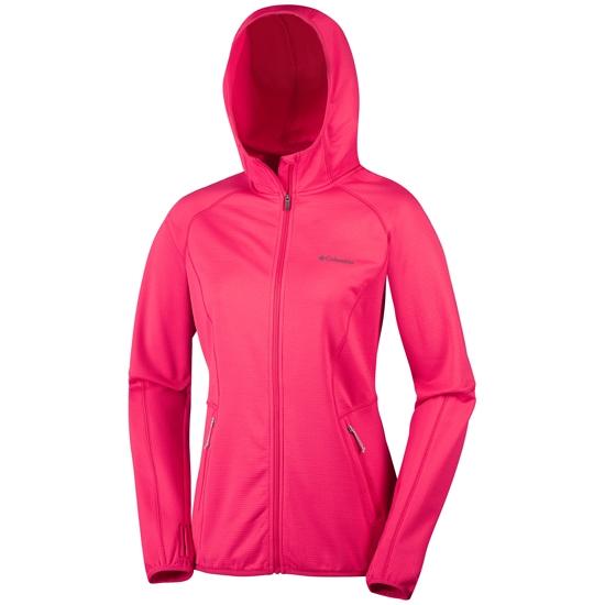 Columbia Walnut Hills Hooded Fleece Jacket W - Photo of detail