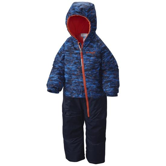 Columbia Little Dude Suit Jr - Super Blue Print