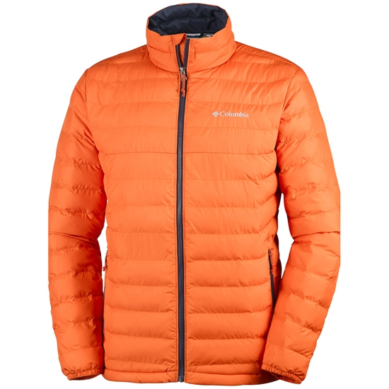 Columbia Powder Lite Jacket - Tangy Orange