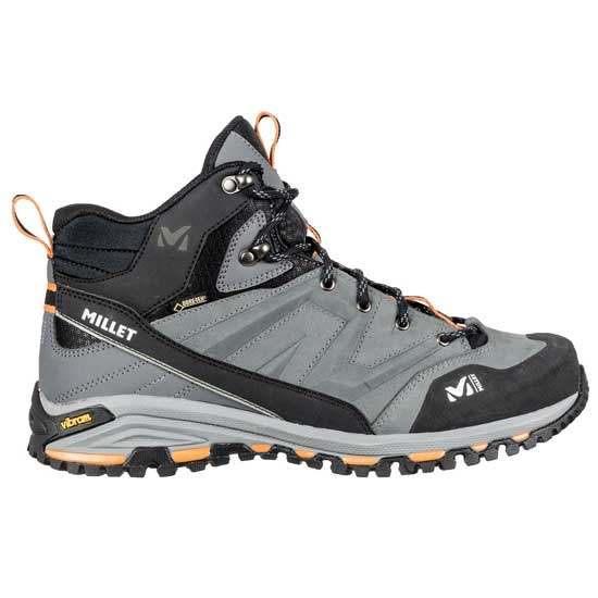 Millet Hike Up Mid Gtx - Anthracite/Orange
