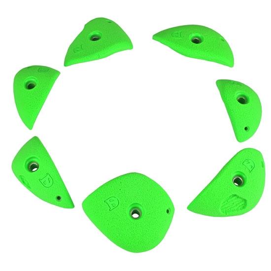 Fixe Duck Beaks Pack 7 - Green