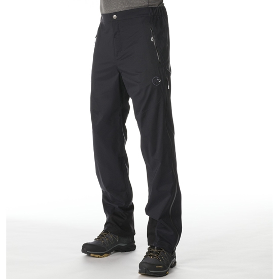 Mammut Runbold Advanced Pant - Photo of detail
