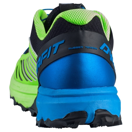 Dynafit Alpine Pro Sparta Blue/Cactus - Photo of detail
