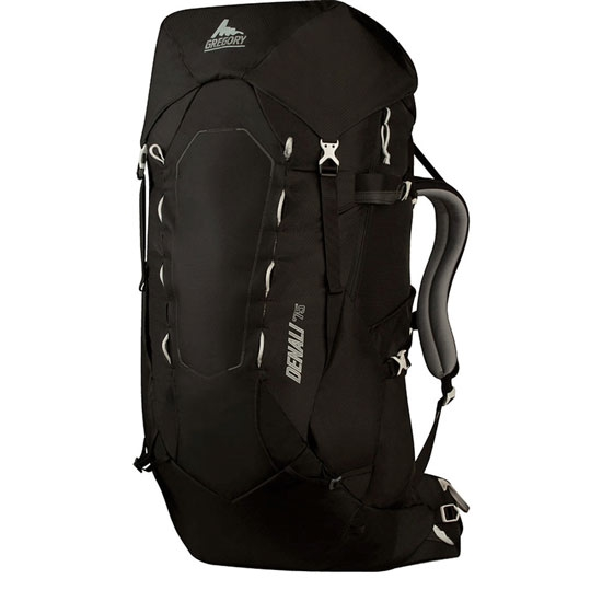 Gregory Denali 75 M - Basalt Black