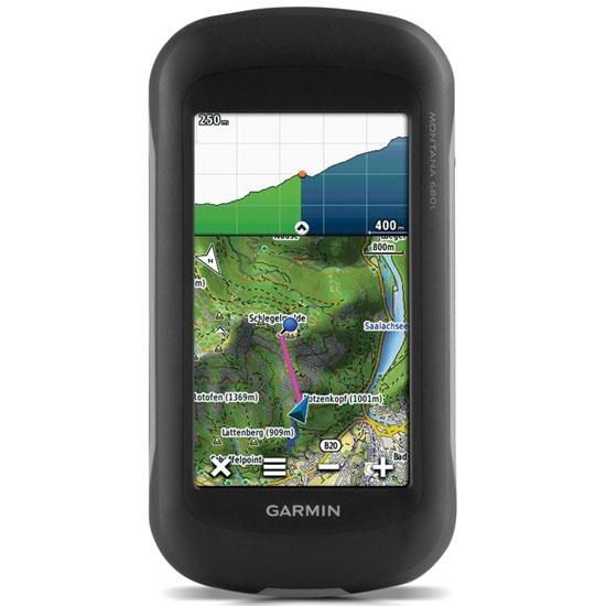 Garmin GPS Montana 680T -