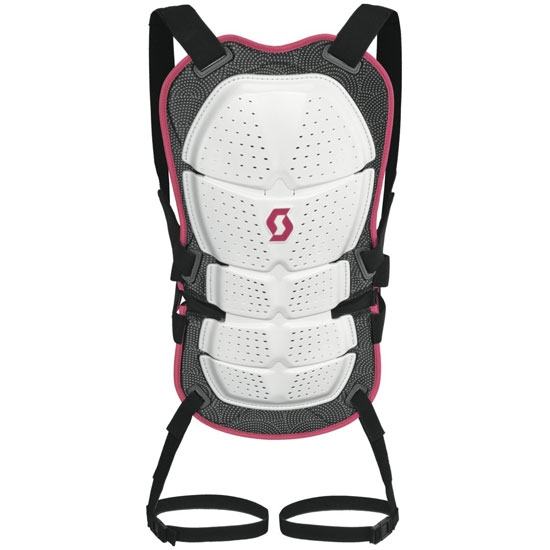 Scott Back Protector X-Active W - Black Pink