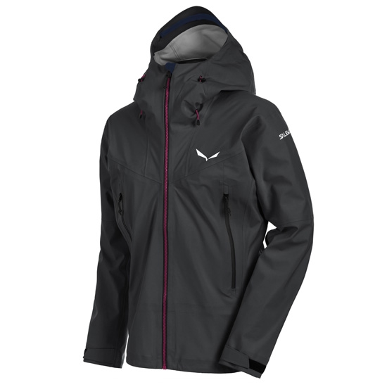 Salewa Ortles GTX Stretch Jacket W - Black Out