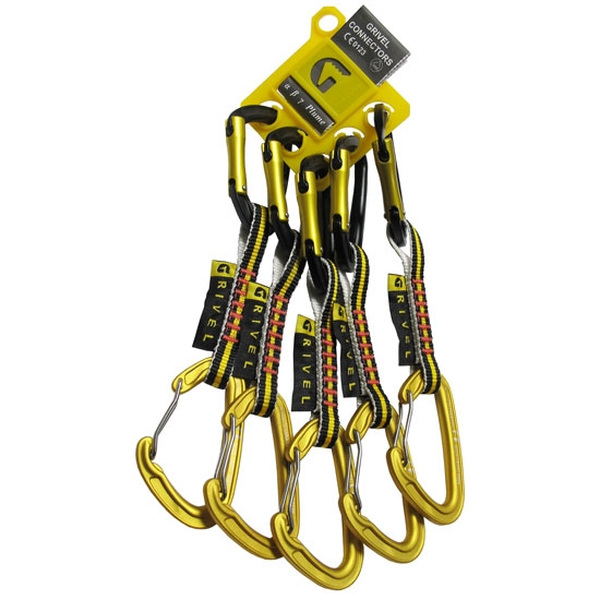 Grivel Dyneema 11 cm Beta L × 5 qdraw -