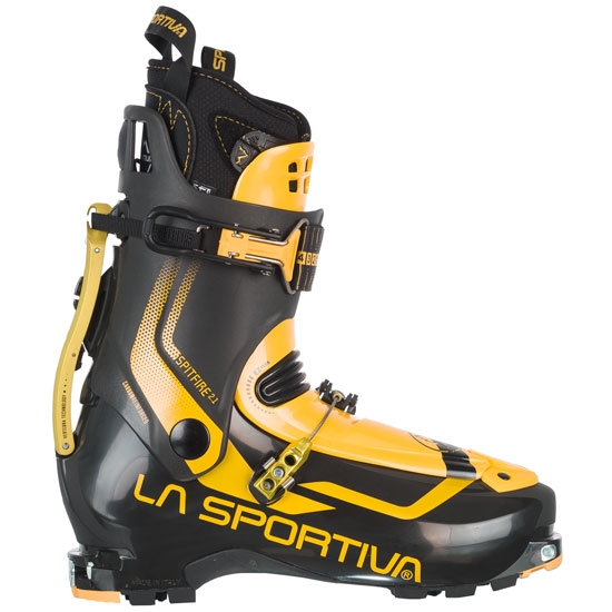 La Sportiva Spitfire 2.1 - Black/Yellow