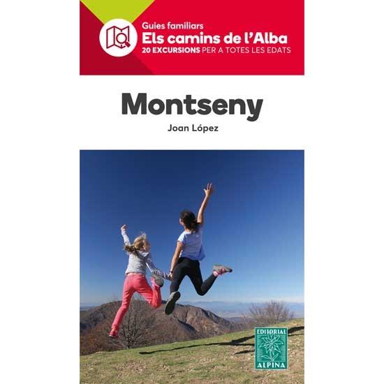 Ed. Alpina MONTSENY Els camins de l'Alba -