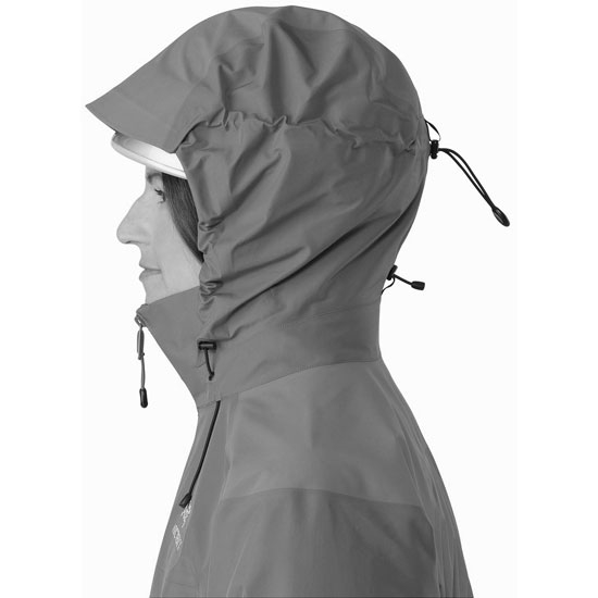 Arc'teryx Beta AR Jacket W - Photo of detail