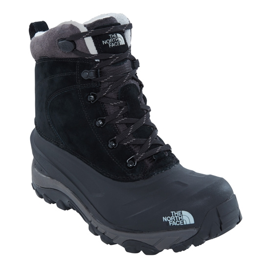 The North Face Chilkat III - TNF Black/Dark Gull Grey