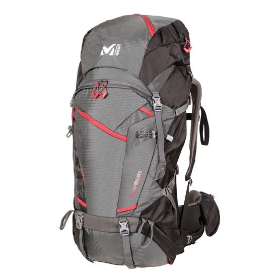 Millet Mount Shasta 55+10 - Tarmac/ Noir