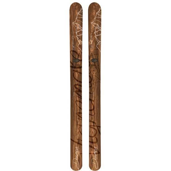 Desman Pyrenean Skis Vignemale - Wood