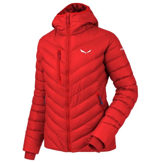 Salewa Ortles Medium Down Jacket W - Bergrot