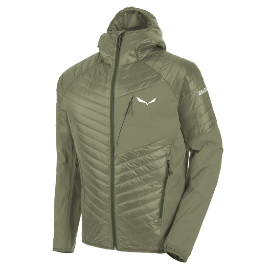 Salewa Ortles Hybrid 2 Jacket - Olive Green